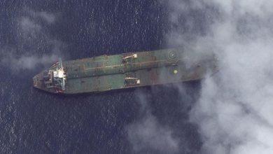 Photo of مستشار الأمن القومي الأمريكي ينشر صورة لناقلة النفط الإيرانية ..