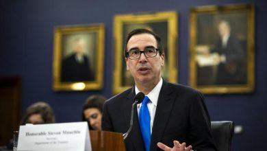 Photo of وزير الخزانة الأمريكي فرنسا لن تجرؤ تقديم قروض لإيران دون مواف..