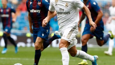 Photo of «ريال مدريد» يحقق فوزا صعبا على «ليفانتي»