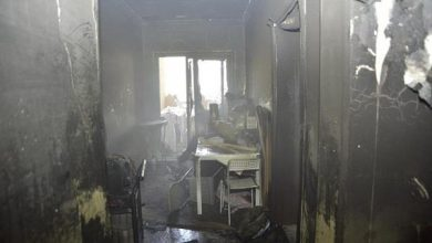 Photo of الإطفاء: إنقاذ سبعة أشخاص حاصرتهم النيران في المسايل