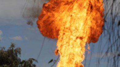 Photo of انفجار أنبوب نفط في المكسيك تعرض للتخريب من اللصوص