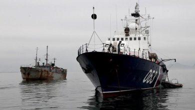 Photo of روسيا احتجاز كوريا شماليا مارسوا الصيد الجائر في بحر اليابان
