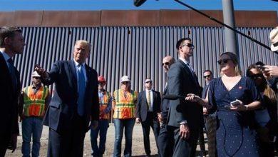 Photo of ترمب لن يدخل أحد أمريكا بشكل غير قانوني بعد اليوم