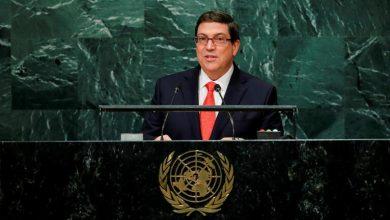 Photo of كوبا تدين بشدة طرد واشنطن اثنين من دبلوماسييها العاملين بالأمم..