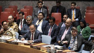 Photo of الكويت: التقاعس الدولي شجع اسرائيل على الاستمرار بتحدي المجتمع الدولي