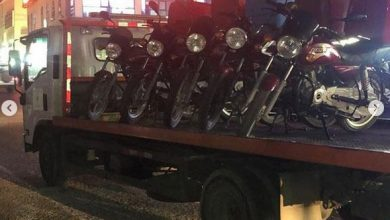 Photo of تحرير «109» مخالفة وحجز «97» دراجة خلال حملة مرورية