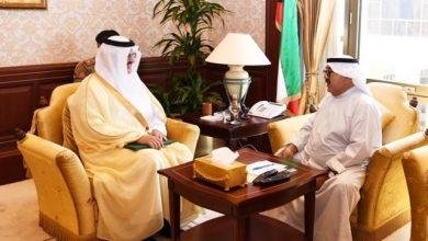 Photo of رئيس الوزراء بالإنابة ووزير الدفاع يبحث مع السفير السعودي موضو..