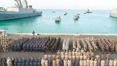 Photo of انطلاق تدريب الموج الأحمر المشترك بين مصر والسعودية