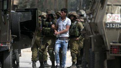 Photo of الاحتلال الإسرائيلي يعتقل فلسطينيًا في القدس
