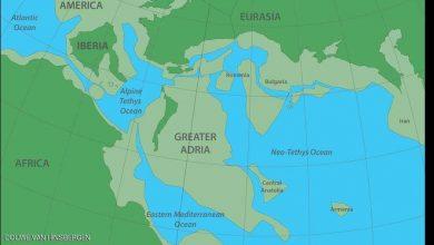 Photo of أدريا العظمى اكتشاف قارة مفقودة غرقت منذ ملايين السنين