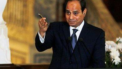 Photo of السيسي مصر أطلقت خطة شاملة ضد الإرهاب