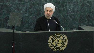 Photo of روحاني أمام الجمعية العامة نسعى للحفاظ على الأمن والسلام وتأمي..
