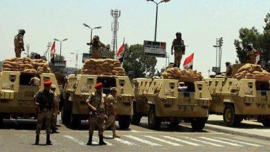 Photo of القوات المسلحة المصرية تدمير مخبأ للإرهابيين وتفجير عبوة ناسفة