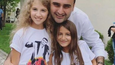 Photo of الشيف بوراك يلتقي نانسي عجرم وابنتيها ميلا وإيلا