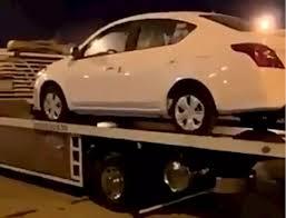 Photo of سعوديون يهدون صديقهم سيارة جديدة