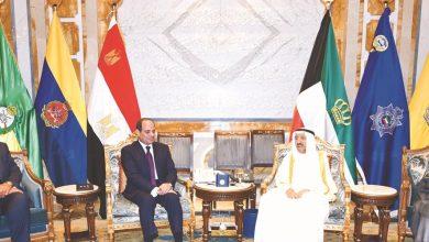 Photo of صاحب السمو: دور مصر محوري في دعم أمن واستقرار الدول العربية
