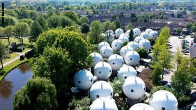Photo of بالفيديو منازل المستقبل في هولندا | جريدة الأنباء