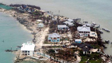 Photo of تحرك إعصار (دوريان) نحو الولايات المتحدة