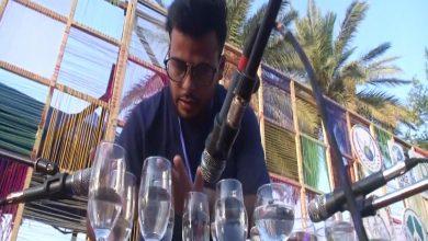 Photo of بالفيديو طالب طب عراقي يعزف ألحانا   جريدة الأنباء