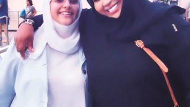 Photo of هدية سعيد: أتشرف بالعمل مع منى عيسى
