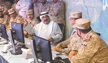 Photo of ناصر صباح الأحمد على جميع وحدات   جريدة الأنباء