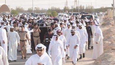 Photo of النهام يتقدم تشييع جنازة المويزري   جريدة الأنباء