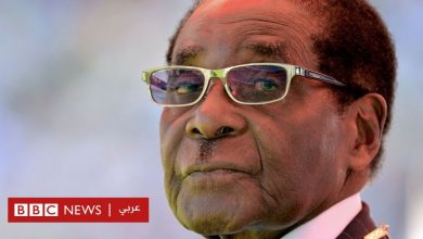 Photo of وفاة رئيس زيمبابوي السابق روبرت موغابي