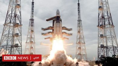 Photo of فقدان الاتصال بمركبة فضاء هندية كانت تستعد للهبوط على سطح القمر