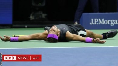 Photo of بطولة أمريكا المفتوحة للتنس: رافائيل نادال يتفوق على دانيل ميدفيديف ويحرز لقبه الـ 19 في البطولات الكبرى
