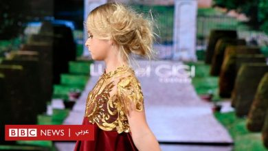 "Photo of طفلة مبتورة الساقين تخطف الأضواء في ""أسبوع الموضة"" في نيويورك"