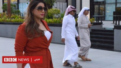 Photo of #سعوديات_بدون_عباءة: وسم يرصد ردود الفعل على تجول مشاعل الجالود في الرياض بدون عباءة ولا غطاء رأس