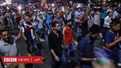 Photo of أنباء عن خروج محتجين في مظاهرة جديدة بمدينة السويس المصرية