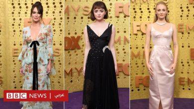 Photo of أزياء النجوم تجذب الأنظار في حفل جوائز إيمي 2019