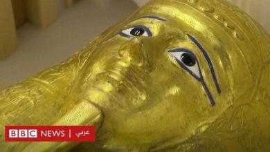 Photo of عودة التابوت الذهبي إلى مصر