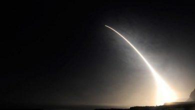 Photo of أمريكا تجري اختبارًا لصاروخ باليستي عابر للقارات