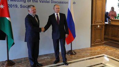 Photo of بوتين: الأردن شريك مهم في الشرق الأوسط