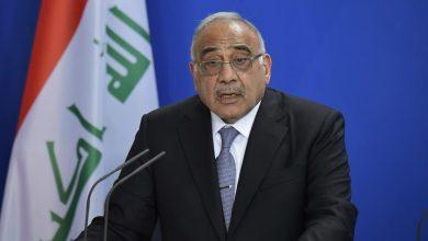 Photo of رئيس الوزراء العراقي نحن اليوم أمام خياري الدولة و اللادولة