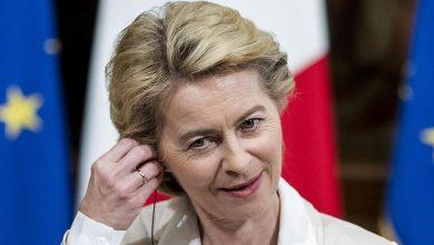 Photo of رئيسة المفوضية الأوروبية الجديدة ستقيم في مكتبها خفضا للنفقات