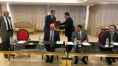 Photo of العاصمة الإدارية تتفق مع شركة ألمانية لإدارة منظومة المياه