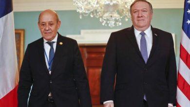 Photo of وزيرا خارجية أمريكا وفرنسا يعربان عن قلقهما حيال العملية التركية في سوريا
