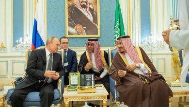 Photo of خادم الحرمين والرئيس الروسي يعقدان جلسة مباحثات ويحضران توقيع 20 اتفاقية