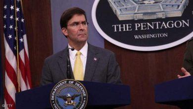Photo of مارك إسبر: إعادة تمركز القوات الأمريكية في سوريا لتأمين حقول النفط