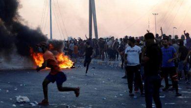 Photo of رويترز فصائل مدعومة من إيران نشرت قناصة في احتجاجات العراق