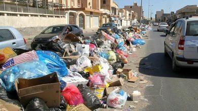 Photo of العاصمة الليبية تتحول الى مكب | جريدة الأنباء
