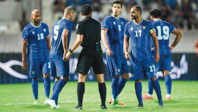 Photo of الأزرق يعود من الأردن بنقطة | جريدة الأنباء