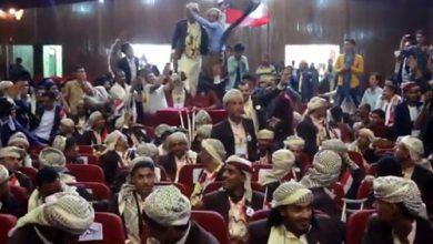 Photo of عرس جماعي لستين جريحا من الجيش الوطني اليمني