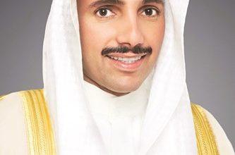 Photo of الغانم مهنئا صاحب السمو نتضرع إلى   جريدة الأنباء