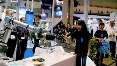 Photo of بالفيديو محاكاة للحياة عام 2030 في   جريدة الأنباء