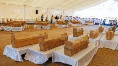 Photo of مصر تكتشف 30 تابوتا تعود لأكثر من 3 الاف عام في الاقصر