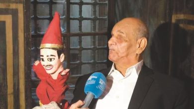 Photo of عم صابر آخر الكنوز البشرية الحية   جريدة الأنباء